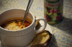 mjmimage:  Home, PA - Grilled Cheese and SpaghettiOs - Nikon D5000