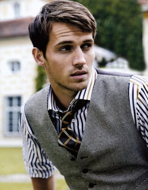 whoa handsome