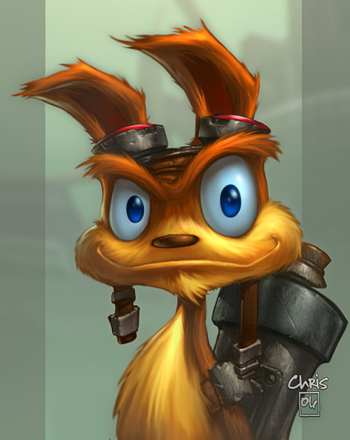 thearishok:  Daxter by ~liquidology