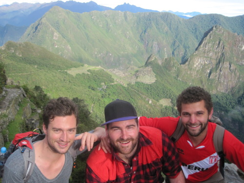 This is a brief sample of a blog post on my trip to South America from our Gecko's Adventures Blog. Leigh, our social media jedi (that's him in the middle), is still  unpacking his bags and hanging up his hiking boots after taking on the  Inca Trail on our Inca Highlands trip. We quizzed him on his favourites from South America. The Inca Trail – tougher than you thought it would be?  It's tough – there's no getting away from the fact, but other than Dead Woman's Pass on  Day Two, it wasn't shockingly hard. Dead Woman's Pass is gruelling  though – just a big, long slog uphill to the highest point on the trek,  at around 4200 metres. We had definitely earned the rum we drank when we  got to the top! Pick a favourite: Lima, Cusco, La Paz All nice, but Cusco gets  my vote. It's got a relaxed, fun feel to it, from the old streets to  walk around to the markets, and the nightlife is great – definitely a  good place to get acquainted with the local cocktail, pisco sours! Read the rest of the article on Gecko's Adventures Blog.