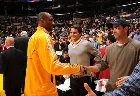 mamba + fed +sampras = *o*