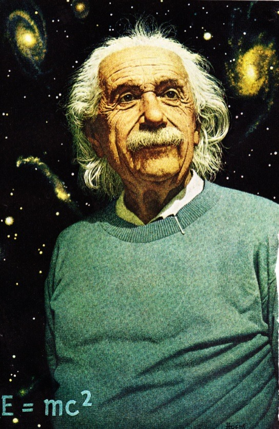 nationalgeographicscans:  Albert Einstein, May 1974