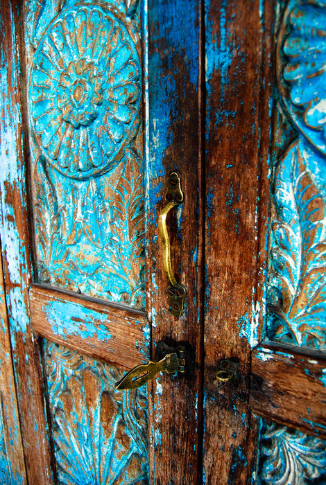 Beautiful Vintage Door