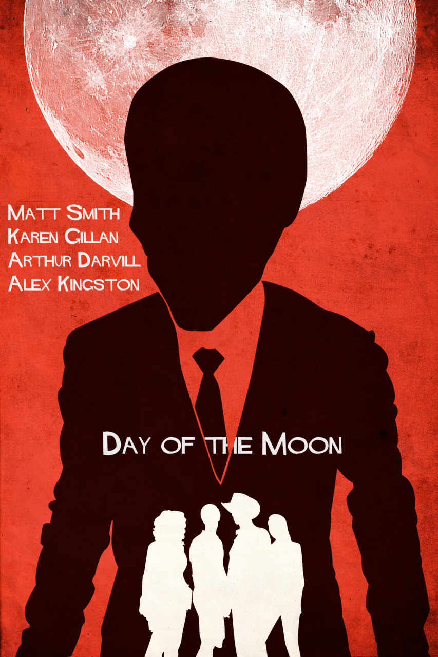 """Day of the Moon"" Original"