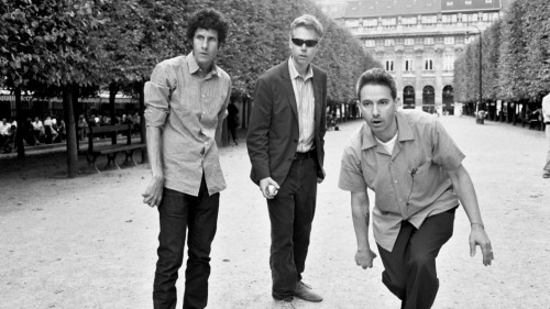 "nprfreshair:  The Fresh Air Interview: The Beastie Boys — ""If we knew we were going to be around so long, we would have come up with a better name."""