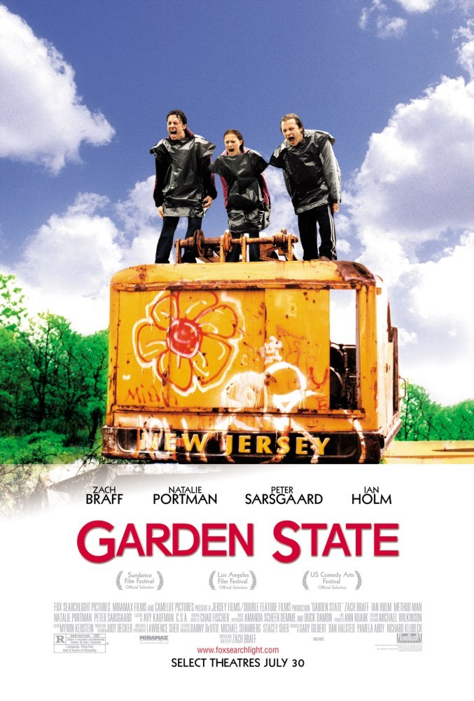 2. garden state andrew: fuck, this hurts so much. sam: i know it hurts. that's life. if nothing else, it's life. it's real, and sometimes it fuckin' hurts, but it's sort of all we have.