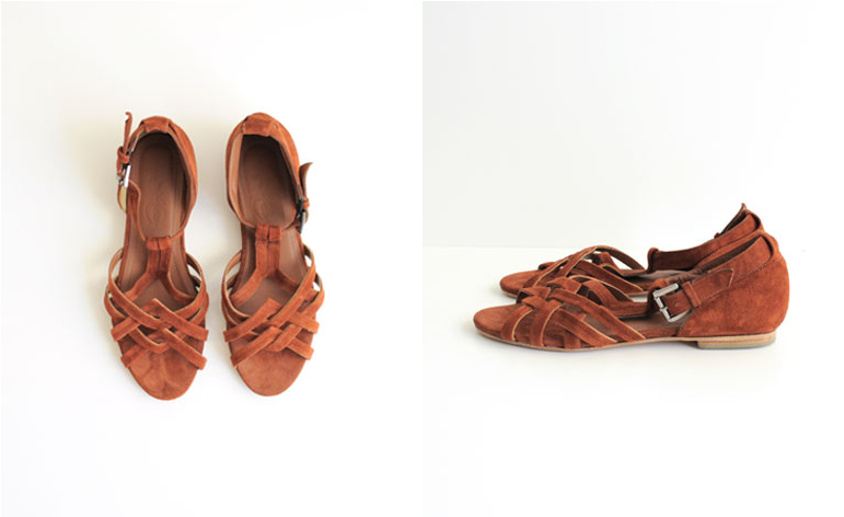 disorganization:  calivintage:  (via Rachel Comey Copan Sandal - ANAISE)  really want these AND/OR some Hasbeens but just going to get a new pair of Worishofers instead, since they are probably more comfortable and are 1/3 the price.  yeah, i have had mixed experiences with rachel comey's shoes.  the heel on my clogs came off, i fixed it but i'm still mad about that.