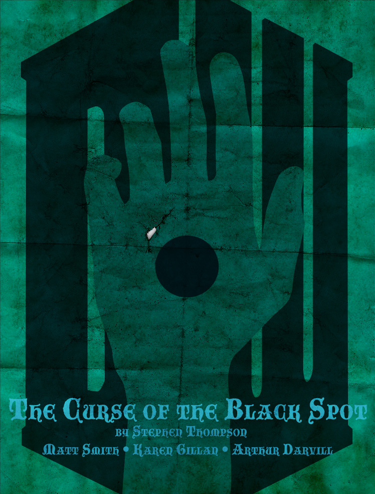 The Curse of the Black Spot #1 of 4 Original