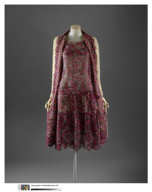 Ensemble by Chanel, 1929, Met Museum