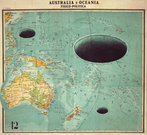 Unknown, Australia & Oceania