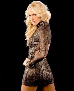The former FLAWLESS WWE Womens and Divas Champion Michelle McCool has been