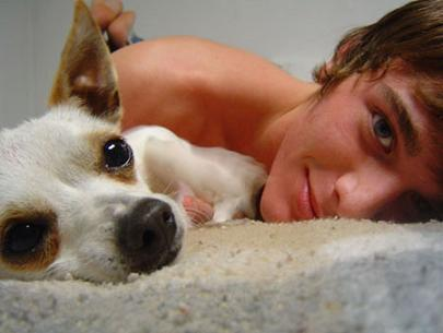 Brent Corrigan | dog lover