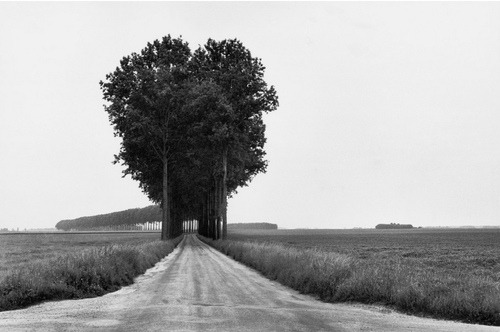 Want to go to there. Photo by Henri_Cartier-Bresson
