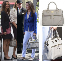 "Pippa's ""Bristol"" bag by Modalou will be back June 22, they're taking pre-orders now."