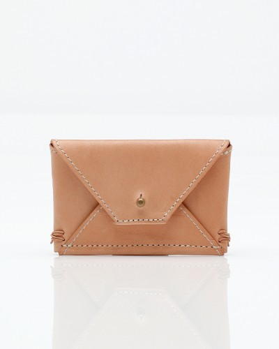 【KICKING MULE WORKSHOP FOLDED ENVELOPE CARD HOLDER 】 NEEDSUPPLY 有售