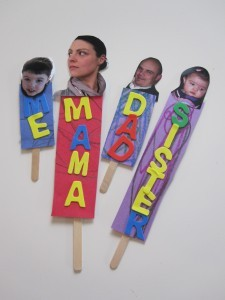 (via Family Puppets - Inspired by WordWorld | No Time For Flash Cards)