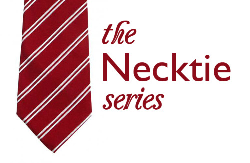 The Necktie Series: An Introduction While I don't believe a tie is a requisite to being well dressed, I do believe that dressing well begins with a decision about a tie - namely the choice on whether or not you're going to wear one. Should you decide to wear a tie, you should select the one you want to wear, and then let your choice in a shirt follow as a consequence. Thereafter, once you have selected these two elements, your choice in for a suit or jacket will be obvious, as it will be the frame for the elegant shirt and tie combination you've just created. This is, essentially, a method of dressing that revolves around the necktie, starting with the center and then moving outwards.  Thus, given the importance of the necktie, I thought I'd do a series on it. Too many men, especially those just beginning to improve their wardrobe, go on tie buying sprees, usually at bargain shops. They snag whatever discount deals they can get on any tie that might strike their fancy. This method of shopping lacks vision. It would be better to know what a strong, basic tie collection should look like, and then slowly work your way towards it. So for this series, I will discuss what ties make up that most basic collection, so that you might make better use of your money. Before that, however, I will talk a little about how ties are constructed and how to discern quality. Additionally, the series will also include a short discussion about tie knots, as well as tips for how to care for and repair your ties.  There are eight installments to this series, which makes this the longest series I've ever done. Rather than post one a day, I thought I'd intersperse them throughout a three week period, and talk about other topics in between each post. Keep an eye out for the series, however, as I hope to give you some new inspiration and enthusiasm for one of our favorite accessories.