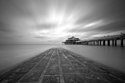 Belgium Pier Blankenberge by Kees Smans on Flickr.