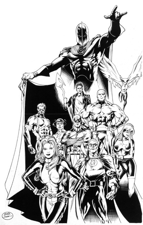 JSA by Michael Bair