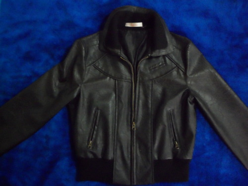 IMPRINT LEATHER JACKETSuper warm!Size: 8 Colour: Black Condition: Excellent Selling for: $35 SOLD