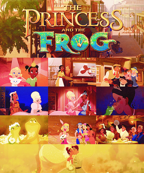 thebeautyofsolitude:  100 FAV MOVIES CAPS SPAM → The Princess and The Frog [2009]*in no particular order*  Young Tiana: Charlotte's fairy tale book said, if you make a wish on evening star it's sure to come true. Eudora: Hmm, won't you wish on that star, sweetheart? James: Yes, you wish and you dream with all your little heart. But you remember, Tiana, that old star can only take you part of the way. You got to help him with some hard work of your own. And then.. Yeah, you can do anything you set you mind to. Just promise your Daddy one thing? That you'll never, ever lose sign what is really important. Okay?