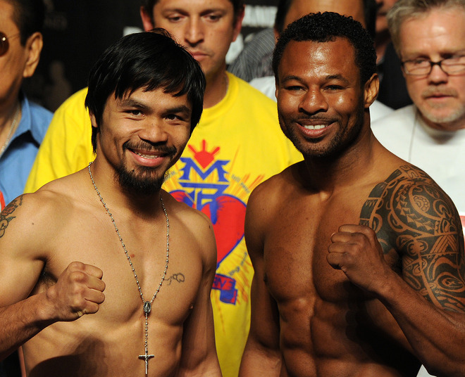 War Begins Tonight. Team Pacquiao.