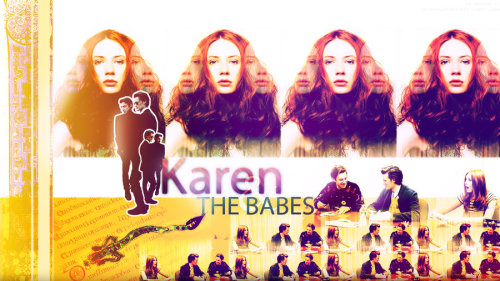 missd0llface:  I need some Karen and the Babes love on my dash…and I thought that this photo was gorgeous. :)