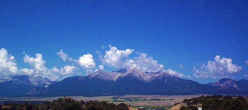 weeklyspectator:  Buena Vista - Colorado by coconv on Flickr.