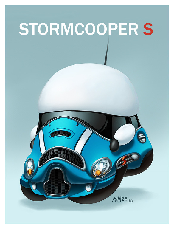 MINI Stormcooper S by ATArts