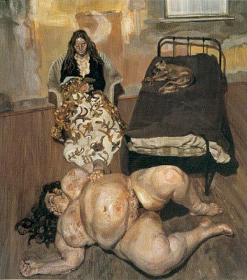 By Lucian Freud  Currentarts is a brand new  blog dedicated to following and embracing the  contemporary  arts.  PLEASE FOLLOW for more great artists to come!