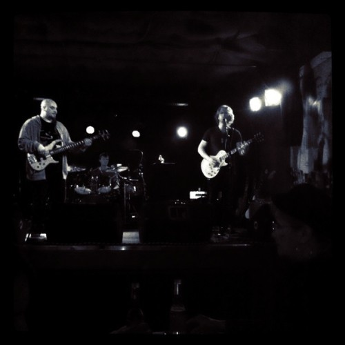 Listening to Marcus Eaton (Taken with Instagram at Jazzbones)