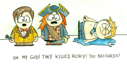 #rory's dead again. must be saturday. I may actually change my blog title to this. ^^