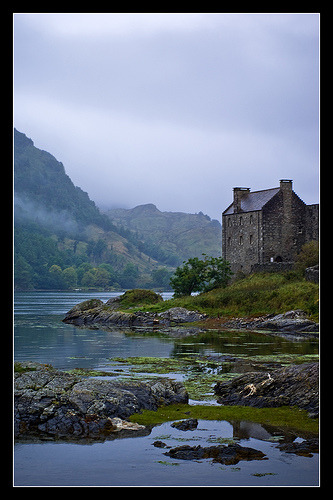 Loch Duich (by David Briard)