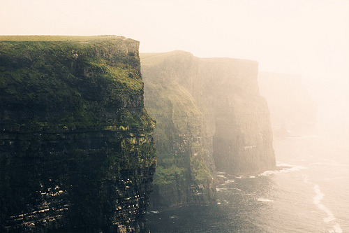 Cliffs of  Moher (by jenni.rose)