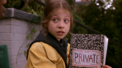 I've wanted to be a writer ever since I read/saw Harriet The Spy. Side note: Let's all just acknowledge how perfect Harriet's raincoat is! Urban Outfitters recently released one just like it in collaboration with Steven Alan that I might just have to get to make my Harriet dreams a reality.