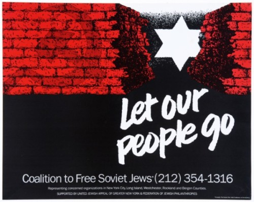 Let our people goCoalition to Free Soviet Jews