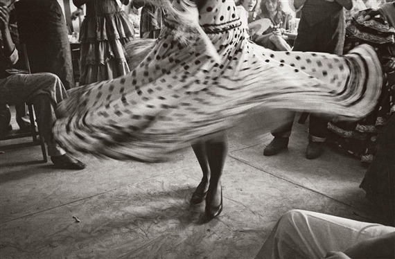 laflaneuse8:  Inge Morath, Dancer, Feria in Sevilla, Spain, 1987