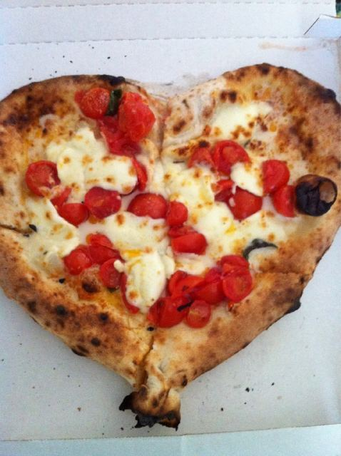 Gusta Pizza I love you too!