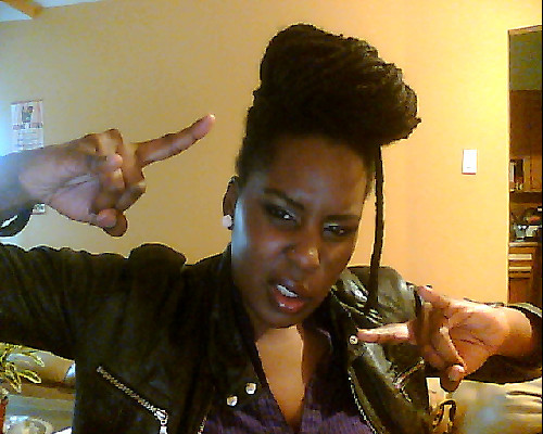 Hair 2Day [party like a rock star edition] -naomi