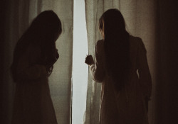 lonely sisters by laura makabresku on Flickr.