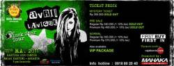 REALLYYYYYYYYYYYYYYY CANT WAITTTTTTTTTT FOR AVRIL CONCERT!! :D