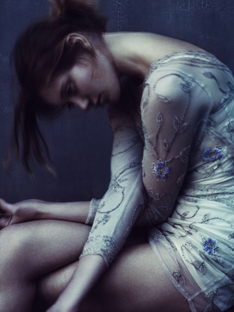 Paolo Roversi, Vogue Italia April 2010