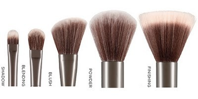 For my lovely followers, what each brush is for!