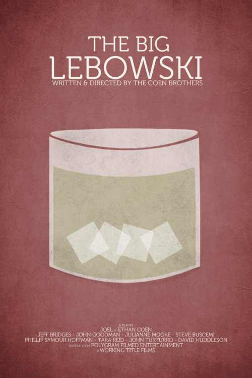 The Big Lebowski by Brock Weaver