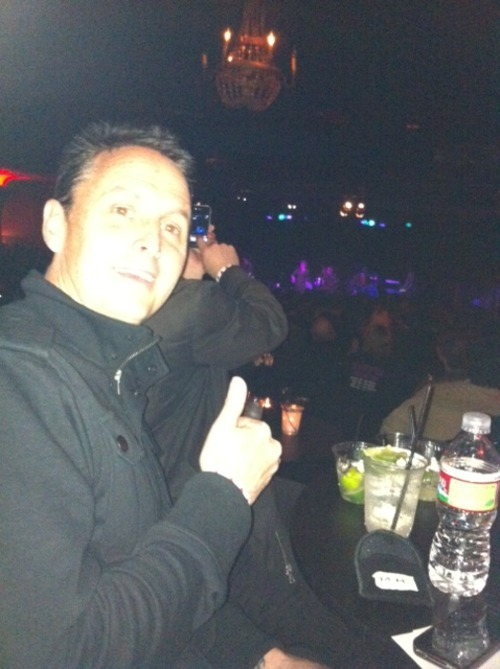 mikemccreadypj:  At the Psychedelic Furs show tonight in Seattle…   i love that band ahhhh nice view