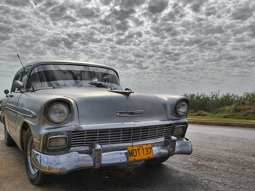 carpr0n:  Soft cell Starring: '56 Chevrolet Bel Air (by hartlandmartin)