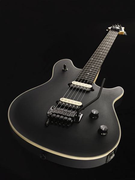 2011 EVH Wolfgang Stealth. By the way, EVH stands for Eddie Van Halen.