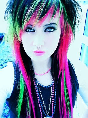You still might be a scene kid if..., you haven't stopped dying ...