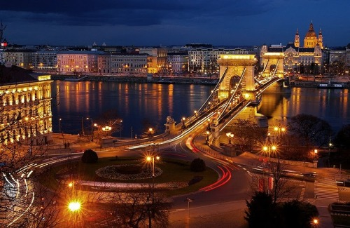 Beautiful Budapest, Hungary
