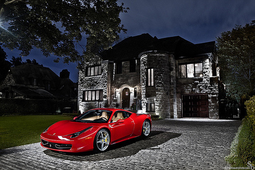 tyreshredding:  Wealth (by Stephan Bauer)
